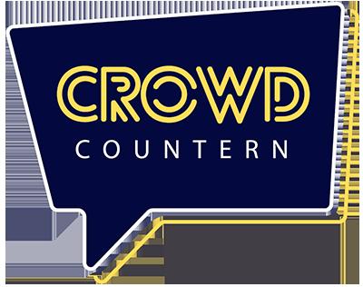 Crowd Countern Logo