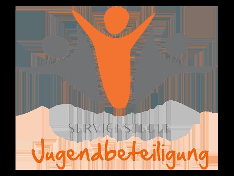 Logo der Servicestelle Jugendbeteiligung e.V.