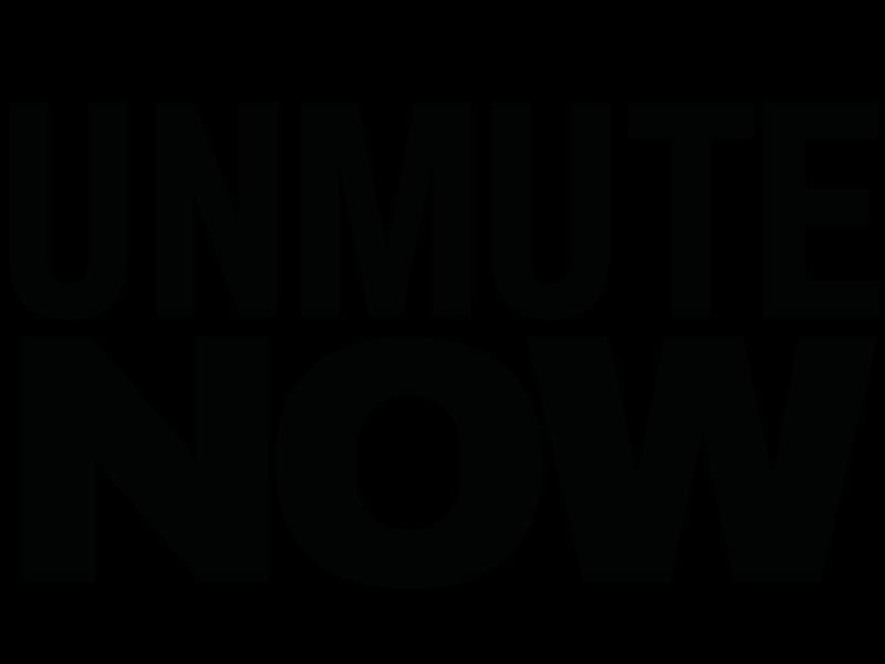 Logo von UNMUTE NOW